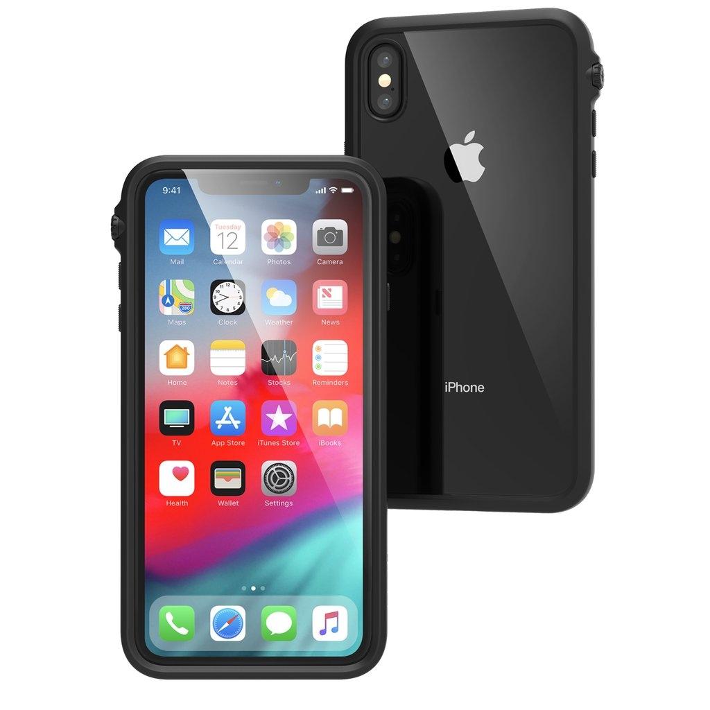 Catalyst Θήκη Impact Protection iPhone XS Max - Black (CATDRPHXBLKL)