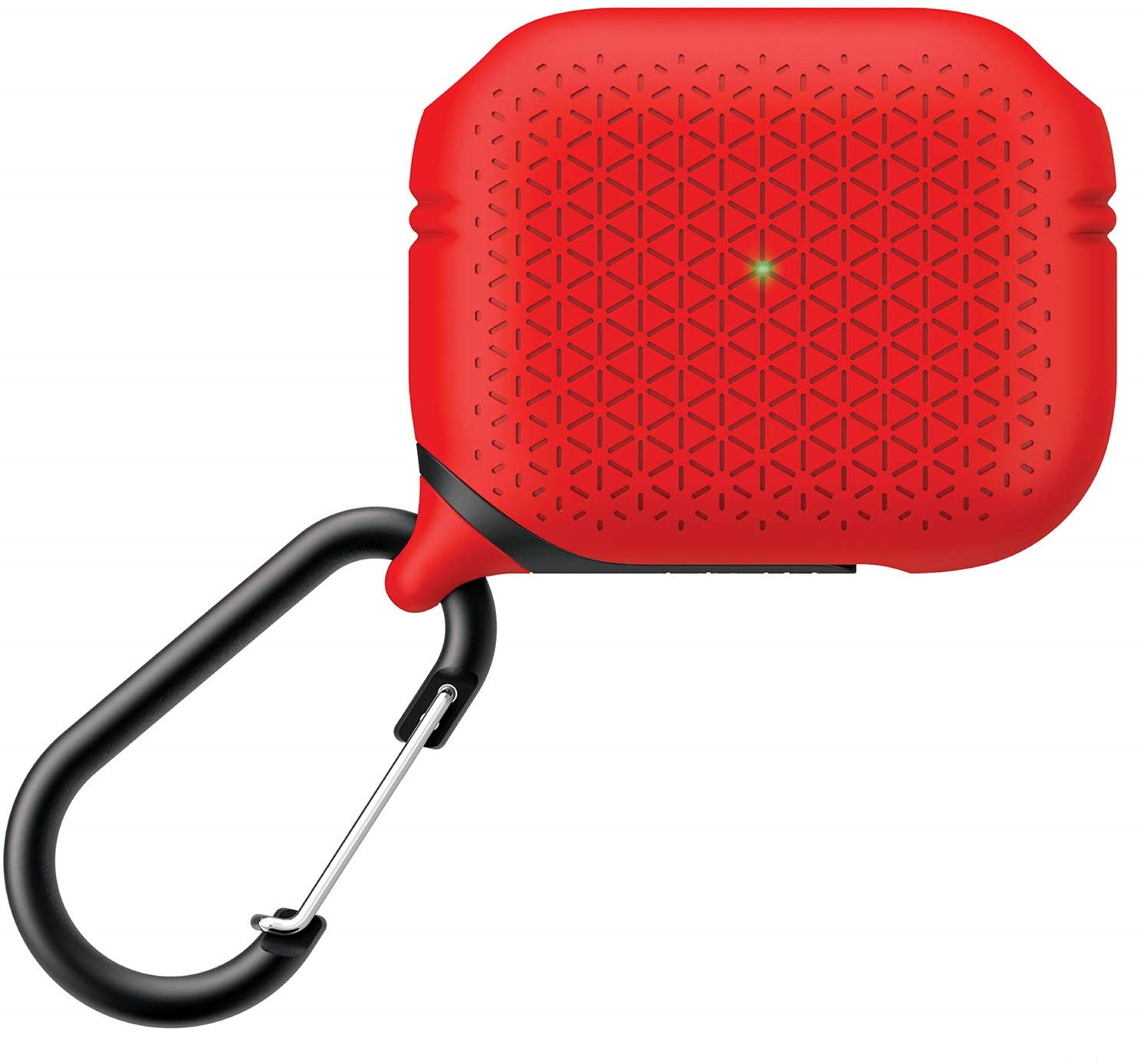 Catalyst Αδιάβροχη Θήκη για Airpods Pro - Red (CATAPDPROTEXRED)