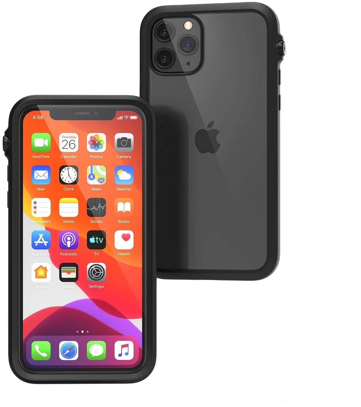 Catalyst Αδιάβροχη Θήκη iPhone 11 Pro - Black (CATIPHO11BLKS)