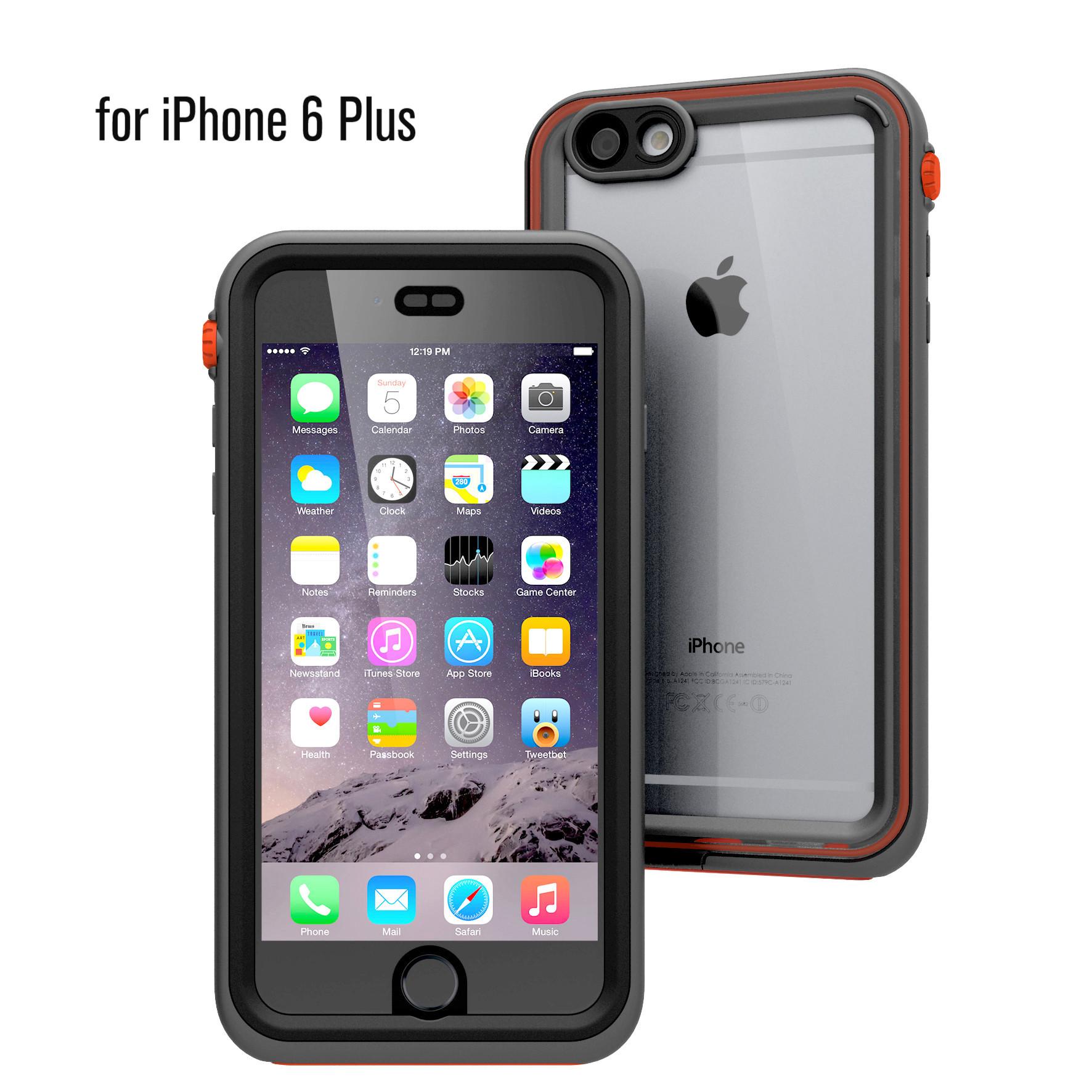 Catalyst Αδιάβροχη Θήκη iPhone 6S Plus με TouchID - Rescue Ranger