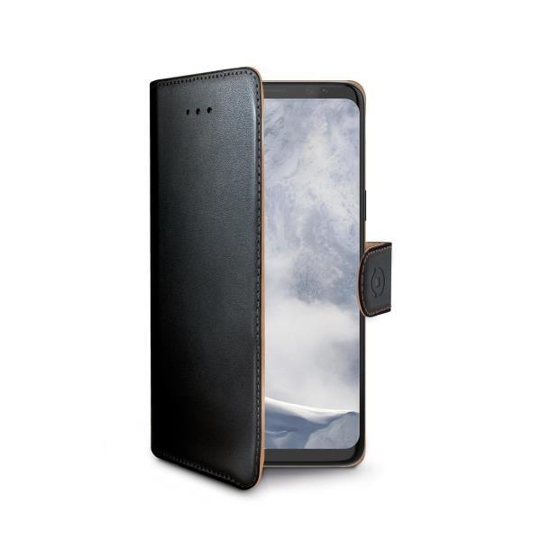 Celly Wally Θήκη - Πορτοφόλι Samsung Galaxy S9 Plus - Black (WALLY791)