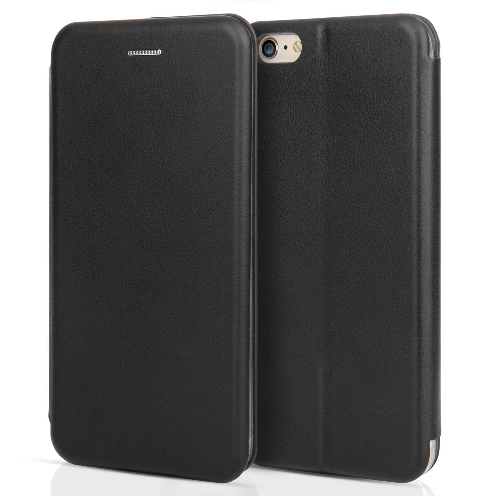 Centopi Θήκη - Πορτοφόλι iPhone 6 Plus / 6S Plus - Black (CEN-APP-043)