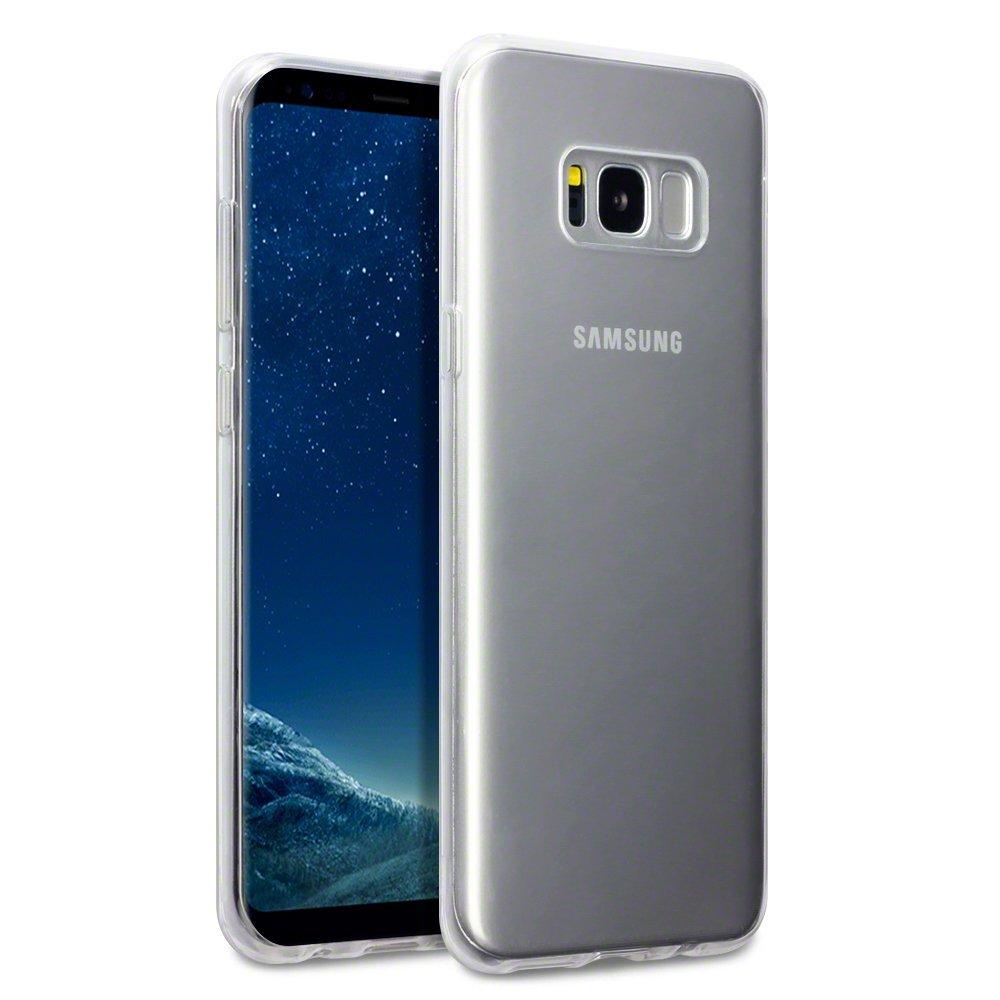 Terrapin Διάφανη Θήκη Σιλικόνης Samsung Galaxy S8 Plus - Clear (118-002-614)