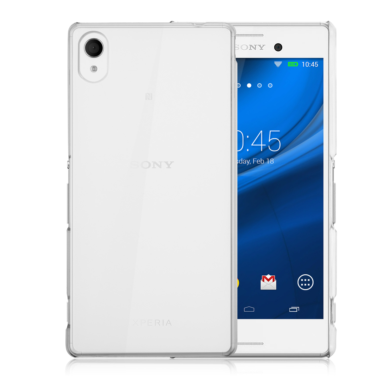 KW Σκληρή Διάφανη Θήκη Sony Xperia M4 Aqua - Transparent (29030.03)