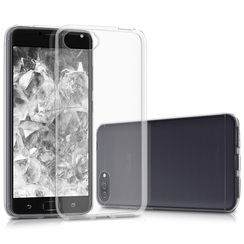 KW Διάφανη Θήκη Σιλικόνης Asus Zenfone 4 Max Pro - Clear (42582.03) θήκες κινητών