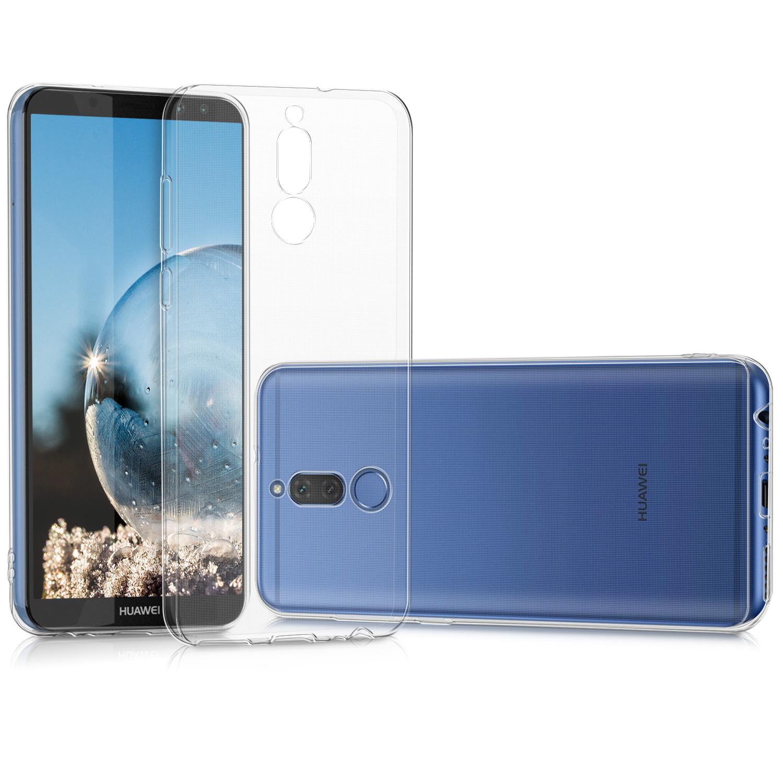 KW Διάφανη Θήκη Σιλικόνης Huawei Mate 10 Lite - Clear (43291.03)