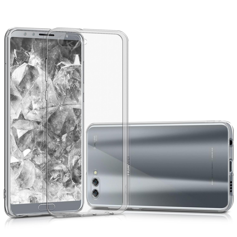 KW Θήκη Σιλικόνης Huawei Nova 2S - Transparent (44013.03)