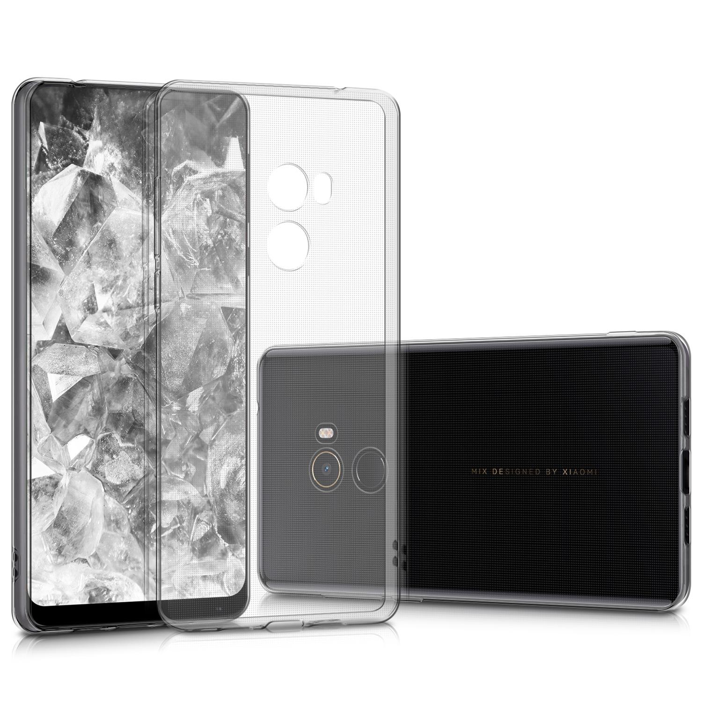 KW Διάφανη Θήκη Σιλικόνης Xiaomi Mi Mix 2 - Clear (43503.03)