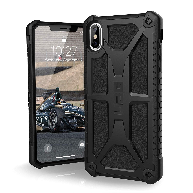 4977926bb6 UAG Θήκη Monarch Series iPhone XS Max - Black