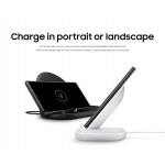 Samsung Qi Wireless Charger Duo - Black