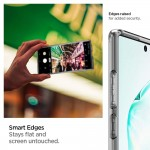Spigen Crystal Hybrid Θήκη Samsung Galaxy Note 10 - Crystal Clear