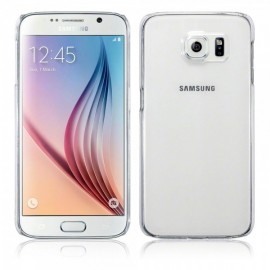 Terrapin Σκληρή Slim Θήκη Samsung Galaxy S6 - Clear (125-002-006)