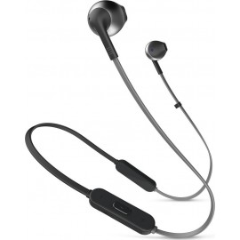 JBL Tune 205BT Wireless Bluetooth Handsfree Ακουστικά - Silver / Black