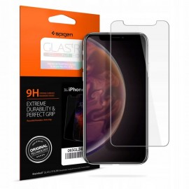 Spigen Tempered Glass GLAS.tR Slim iPhone XS Max