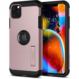 Spigen Θήκη Tough Armor iPhone 11 Pro - Rose Gold