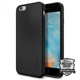 Spigen Θήκη Liquid Air iPhone 6/6S - Black