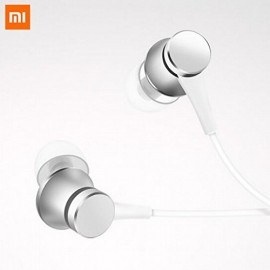 Xiaomi Mi In-Ear Global Headphones Basic - Matte Silver
