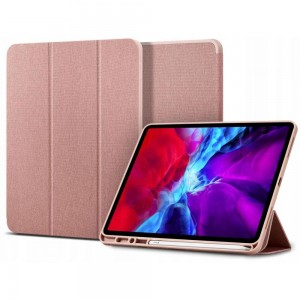 "Spigen Urban Fit Σκληρή Θήκη Apple iPad Pro 11"" 2020 - Rose Gold"