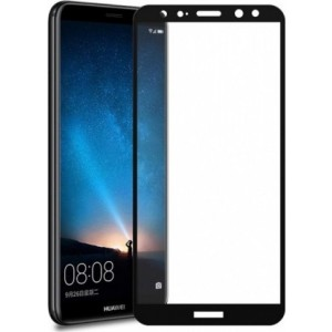 RedShield Tempered Glass - Fullface Αντιχαρακτικό Γυαλί Οθόνης Huawei Mate 10 Lite - Black