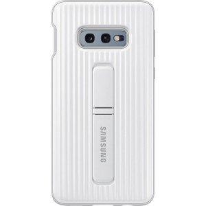 Official Samsung Protective Standing Cover Samsung Galaxy S10e - White