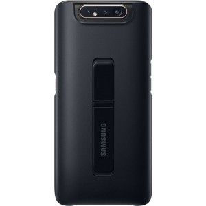Official Samsung Standing Cover Samsung Galaxy A80 - Black