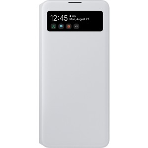 Official Samsung S-View Wallet Θήκη Samsung Galaxy A71 - White