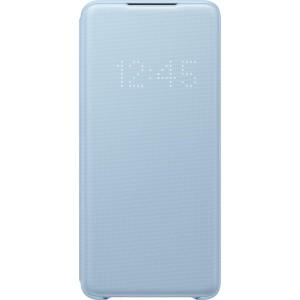 Official Samsung Led View Cover Samsung Galaxy S20 Plus - Sky Blue