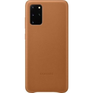 Official Samsung Δερμάτινη Θήκη Samsung Galaxy S20 Plus - Brown