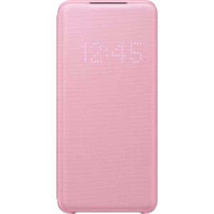 Official Samsung Led View Cover Samsung Galaxy S20 - Pink