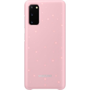 Official Samsung Led Cover Samsung Galaxy S20 - Pink