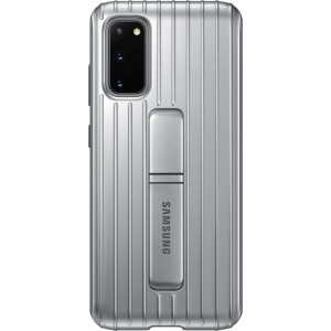 Official Samsung Protective Standing Cover Samsung Galaxy S20 - Silver
