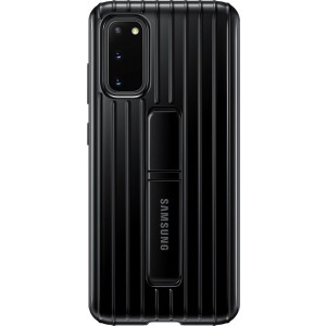 Official Samsung Protective Standing Cover Samsung Galaxy S20 - Black