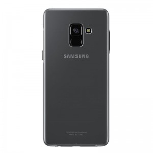 Samsung Official Θήκη Ultra Thin and Traslucent Samsung Galaxy A8 (2018) - Transparent