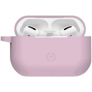 Celly Θήκη Σιλικόνης για Airpods Pro - Pink