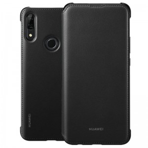 Huawei Official Flip Cover - Σκληρή Θήκη Huawei P Smart Z - Black