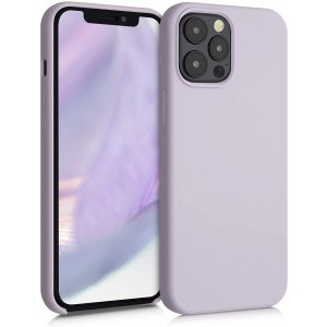 KWmobile Θήκη Σιλικόνης Apple iPhone 12 Pro Max - Soft Flexible Rubber Cover - Dream of Cotton