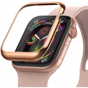 Ringke Bezel Apple Watch 5/4 40mm - Pink Gold