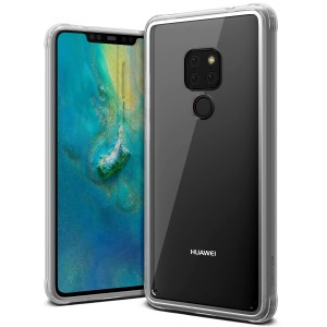 VRS Design Crystal Chrome Huawei Mate 20 Pro - Clear