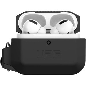 UAG Rugged Weather Proof Airpod Protection - Θήκη Σιλικόνης Apple Airpods Pro - Black
