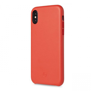 Celly Superior Θήκη Σιλικόνης iPhone XR - Red
