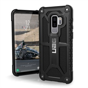 UAG Θήκη Monarch Feather-Light Series Samsung Galaxy S9 Plus - Black