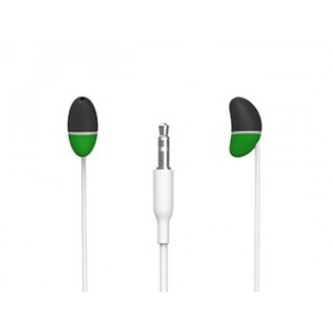Allocacoc Earbeans Handsfree Ακουστικά - Kelly Green