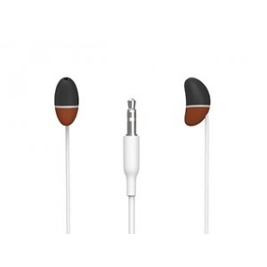 Allocacoc Earbeans Handsfree Ακουστικά - Walnut Brown