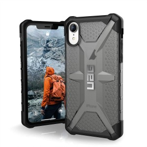 UAG Θήκη Plasma Feather-Light Rugged iPhone XR - Ash