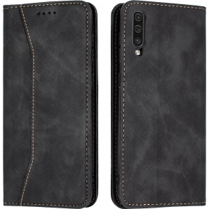 Bodycell Θήκη - Πορτοφόλι Samsung Galaxy A50/A30s - Black