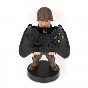 Exquisite Gaming Cable Guys Phone & Controller Holder - Call of Duty & Καλώδιο 2m Micro-USB σε USB