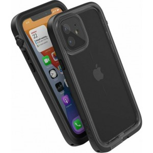 Catalyst Αδιάβροχη Θήκη Total Protection Apple iPhone 12 - Stealth Black