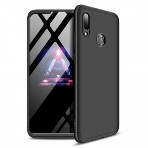 GKK Θήκη Hybrid Full Body 360° Huawei P Smart 2019 - Black