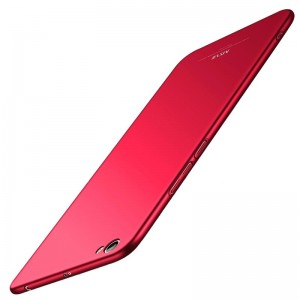 MSVII Super Slim Σκληρή Θήκη PC Xiaomi Note 5A Prime - Red