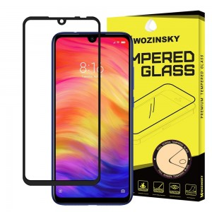 Wozinsky Tempered Glass - Fullface Αντιχαρακτικό Γυαλί Οθόνης Huawei Honor 20 / Honor 20 Pro - Black